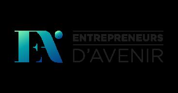 Le logo Entrepreneurs d'avenir