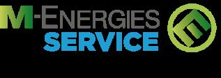 Le logo M-ENERGIES SERVICE Cofatec