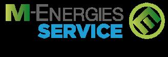 Le logo M-ENERGIES SERVICE LorClim