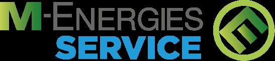 Le logo M-ENERGIES SERVICE