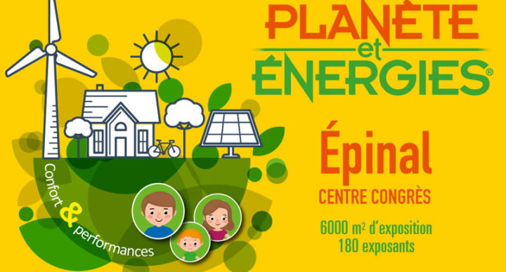 Salon Planète et Energies à Epinal
