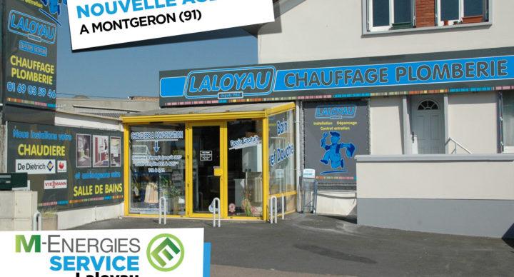 Une nouvelle agence à Montgeron (91)
