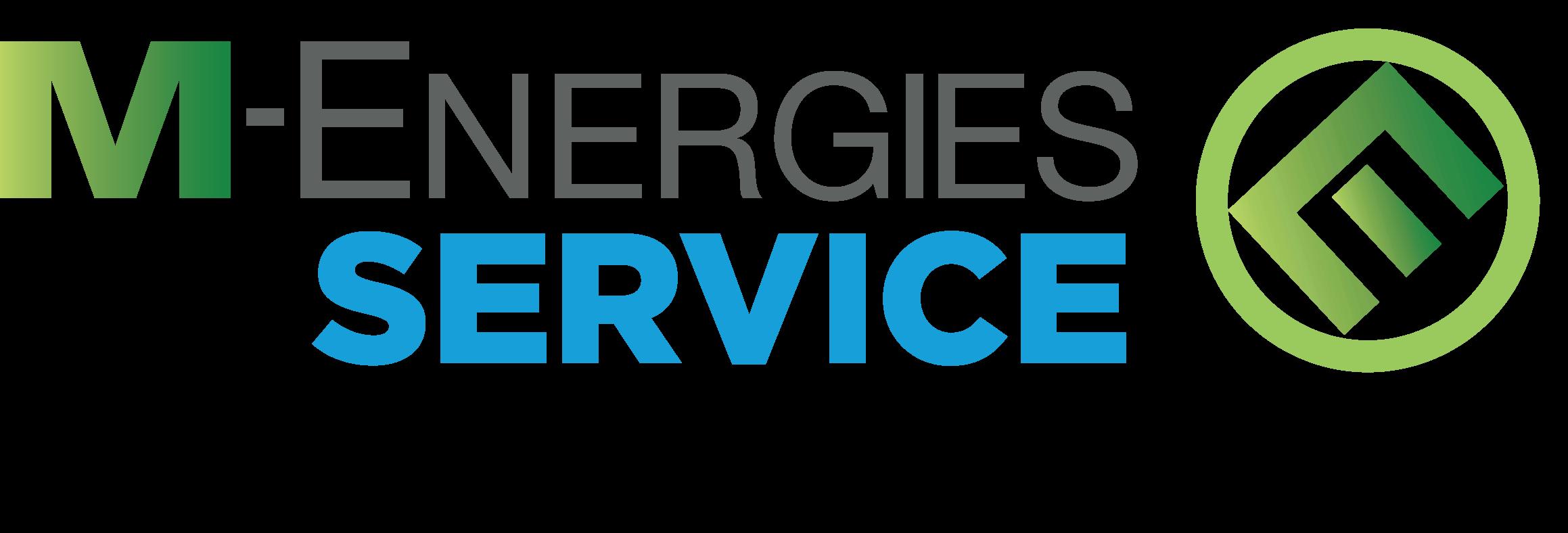 Le logo M-ENERGIES SERVICE Laloyau