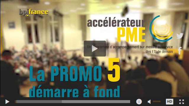 M-ENERGIES intègre la 5e promo de l'accélérateur PME de Bpifrance.